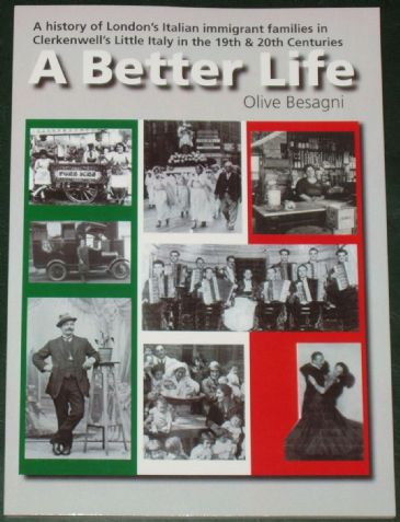A Better Life, by Olive Besagni